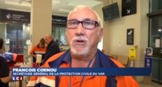 Intempéries : le trafic SNCF interrompu dans le Var