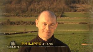 Philippe - Concurrent Koh-Lanta Malaisie