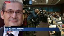 """Référendum grec : """"Il n'y aura pas de sortie de la zone euro"""""""