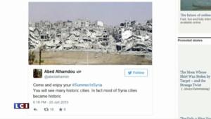 Syrie : Bachar al-Assad veut séduire les touristes sur les réseaux sociaux