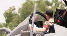 """Ventes de Rafale : """"Plus de 15 milliards d'euros de commandes d'armement"""", selon J-Y Le Drian"""