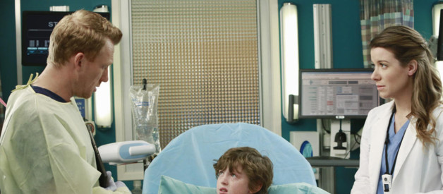 Grey's Antomy - saison 9 - EP19 L'instinct parental