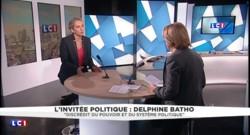 """Delphine Batho : """"Je trouve les frondeurs assez conservateurs"""""""