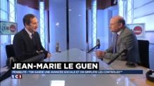 """Jean-Marie Le Guen : les frondeurs ont la """"volonté d'être plus positifs"""""""