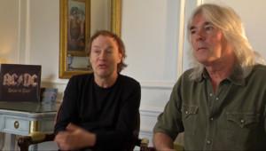 Le 20 heures du 5 janvier 2015 : AC/DC en mai à Paris : rencontre avec Angus Young et ses compères - 2006.9072875366212