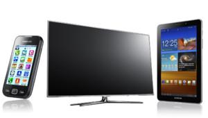 Nouveautés Samsung de la rentrée 2011