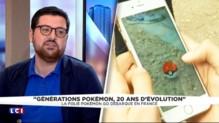 Pokemon Go lancé en France : comment Nintendo va gagner de l'argent grâce à un jeu gratuit