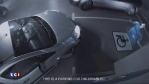 Russie : des hologrammes pour empêcher de se garer sur les places réservées aux handicapés