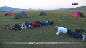 ZOOM SUR : apprendre à vivre avec le diabète, la quête d'adolescents en Mongolie