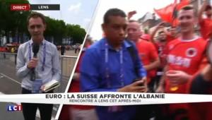 Euro 2016: La Suisse affronte l'Albanie, un match fratricide