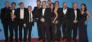 L'équipe du film Argo de Ben Affleck, meilleur film dramatique aux Golden Globes 2013