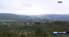 Le 13 heures du 5 juillet 2015 : Zoom sur : le Pays Cathare, entre montagnes et mer - 1195