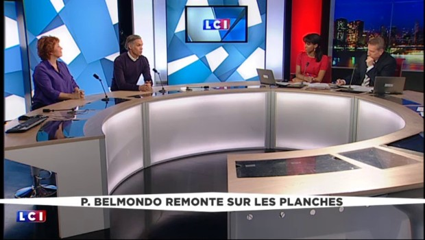 """Paul Belmondo : """"Ce que j'ai en commun avec mon père, c'est une certaine insouciance"""""""