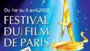 affiche coupée festival du film de Paris