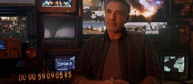 George Clooney dans À la Poursuite de Demain