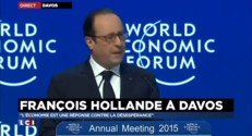 """Hollande : """"J'appelle le système financier à couper les sources d'alimentation du terrorisme"""""""