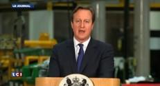Immigration : Cameron veut modifier les traités européens