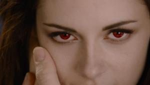 Kristen Stewart dans le film Twilight - Chapitre 5 : Révélation (2e partie) de Bill Condon