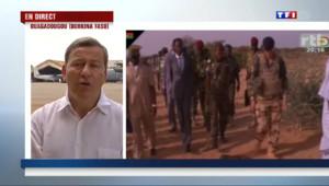 """Le 13 heures du 26 juillet 2014 : Crash du vol AH5017 : """"le pr�dent du Burkina Faso recevra les familles des victimes"""" aujourd'hui"""" - 373.0040000000001"""