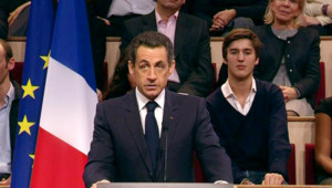 Sarkozy UMP Régionales