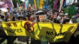 Le Japon stoppe son dernier réacteur nucléaire