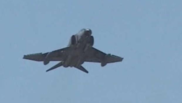 Avion militaire de l'armée turque (archives)