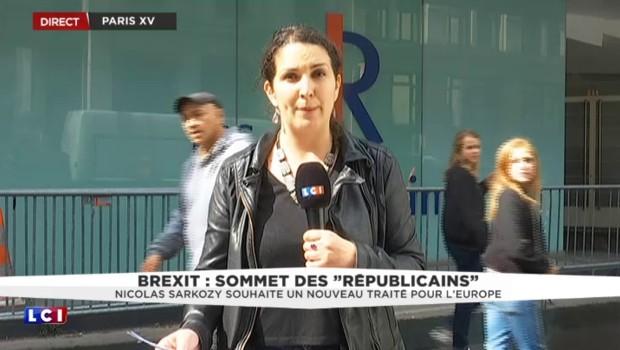 Brexit: Réunion extraordinaire du bureau politique des Républicains sous tension