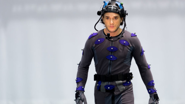 Kit Harington prête son image dans Call of Duty : Infinite Warfare.