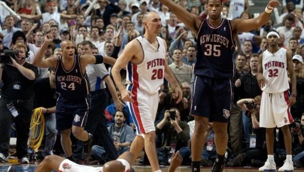 Le basketteur américain Jason Collins (n°35) a révélé ce lundi son homosexualité.