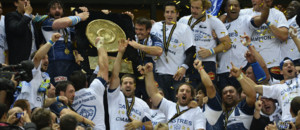Le Castres Olympique, champion de France 2013