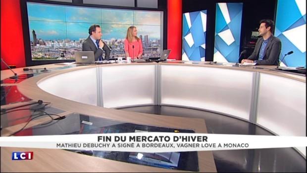 Mercato : Thauvin à l'OM et Debuchy à Bordeaux, seuls mouvements notables en France