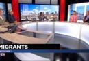 """Migrants: """"J'ai honte de la presse britannique"""""""