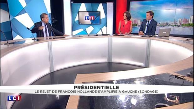 """Pour Karoutchi, """"il n'y aura pas de primaire à gauche (...) c'est une farce !"""""""