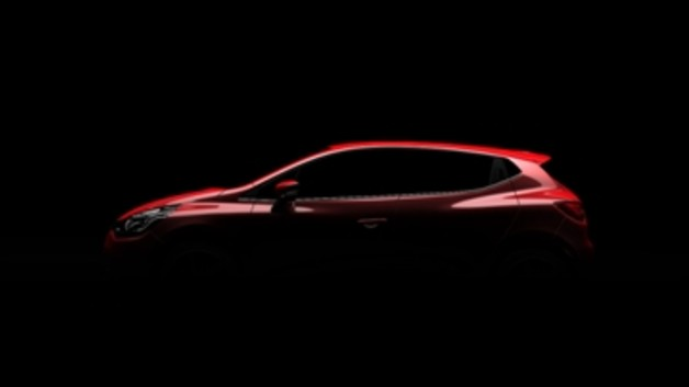 Renault Clio 4 2012 Teaser