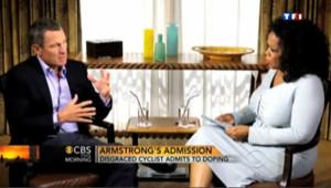 Armstrong aurait avoué s'être dopé dans une interview