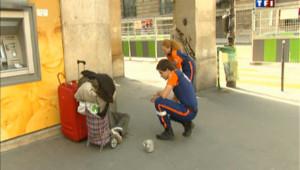 Canicule : des maraudes pour les sans-abris