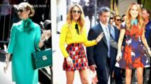 Céline Dion et son nouveaux looks