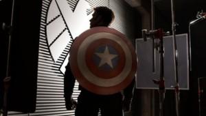 """Chris Evans dans """"Captain America : le soldat de l'hiver"""" d'Anthony et Joe Russo"""