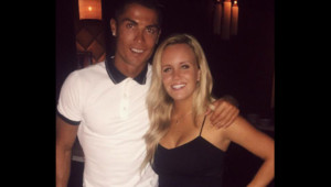 Cristiano Ronaldo et Austin Milan