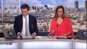 """Frappes françaises en Syrie : """"L'effet est d'abord diplomatique"""""""