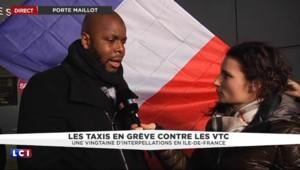 """Grève des taxis : """"Tant qu'on n'aura pas gain de cause, on ne bougera pas"""""""