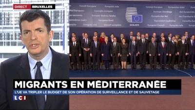 L'actu vue de Bruxelles
