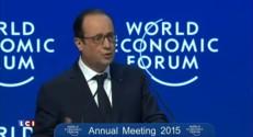 """La France doit faire des """"efforts d'attractivité et d'exportation"""" selon Hollande"""