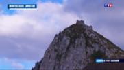 Le 13 heures du 5 juillet 2015 : Zoom sur : le châteaux de Montségur, vestige des croisades - 1609