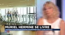 """Muriel Hermine : """"Je m'entraînais 7 heures par jour pour les Jeux olympiques"""""""