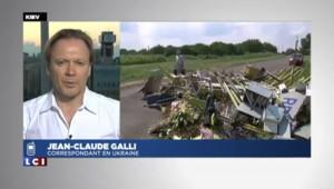 Vol MH17 : les séparatistes en possession de l'arme qui aurait détruit le Boeing
