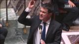 """Terrorisme : Hollande demande à Valls et à la droite de ne pas se """"diviser"""""""