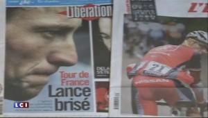 Dopage dans le cyclisme : l'UCI a protégé Lance Amstrong