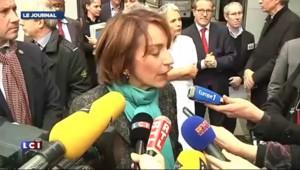 """Grève des médecins: la situation est """"calme"""" et """"maîtrisée"""" selon Touraine"""