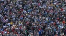 Naufrage en Méditerranée : le Pape observe une minute de silence